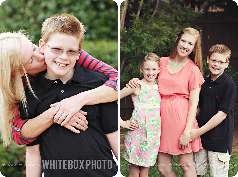 whitebox photo photographer, sara brennan-harrell, photographs lifestyle family portraits.