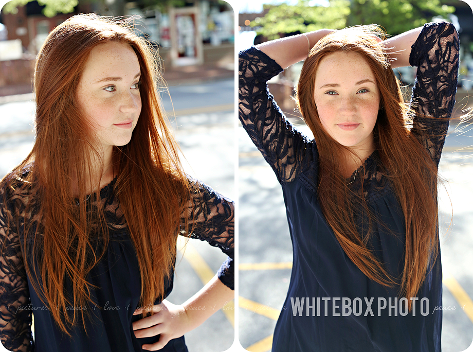 gracie's downtown model session in greensboro by whitebox photo.
