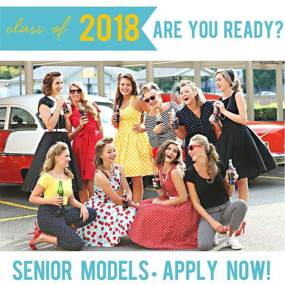 senior model rep 2018 square