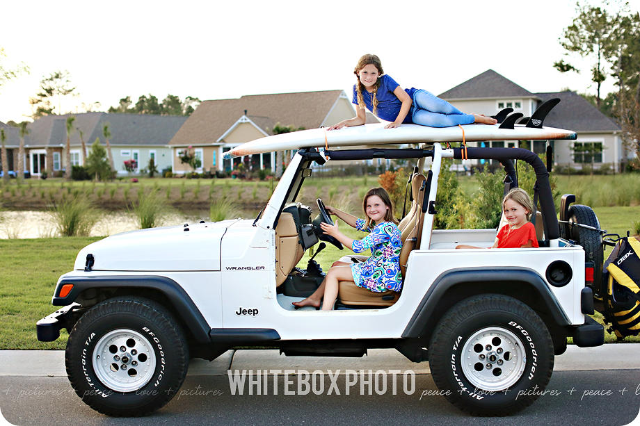 wilmington girls photo shoot by whitebox photo in 2017.