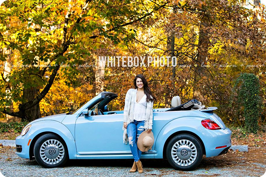 whitebox senior portrait session