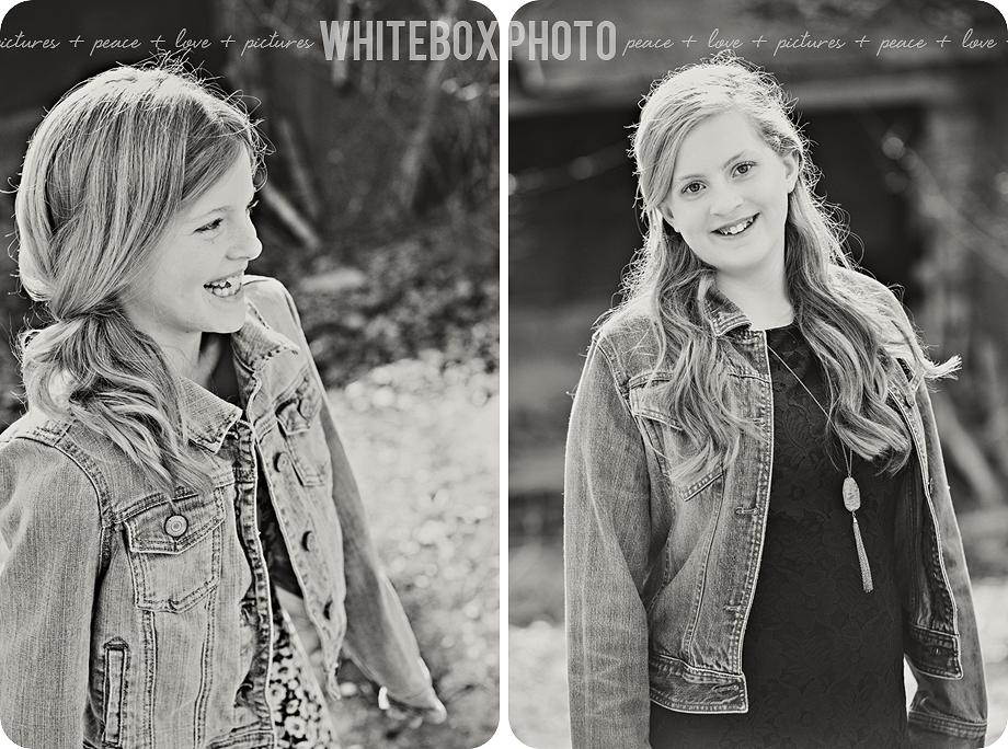 whitebox photo family portrait session